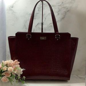 NWT Kate Spade Bristol Embossed Bag